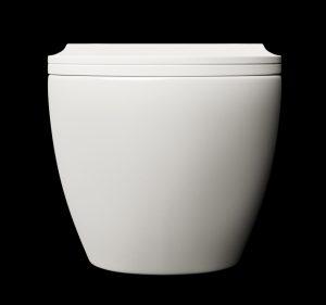 אסלת אינוונט בצבע לבן